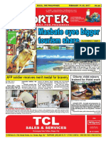 Bikol Reporter February 19 - 25, 2017 Issue