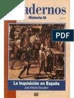 Cuadernos Historia 16, nº 048 - La Inquisición en España.pdf