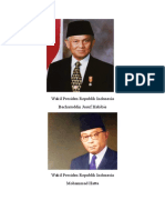 Wakil Presiden Republik Indonesia