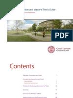 thesisbook