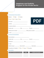 CPSH Application Form