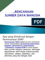 Perencanaan-SDM
