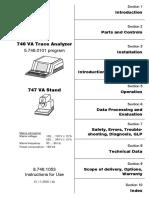 Manual 746 VA Trace Analyzer en (1)