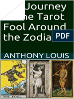 The Journey of the Tarot Fool