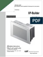 XP-Builder English Manual V2.3