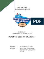 Laporan Merentas Desa 2014