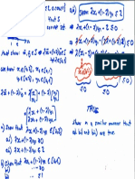 Lecture 2 - Some Notes From Lecture