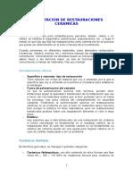 Clase - Cementacion Rest Ceramicas