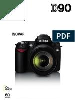 Manual Câmera Nikon D90 - Catalogo (Português)