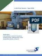 HandteFarr APC - Wet Scrubbers STZV, Catalogo)