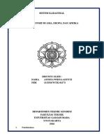 Paper Perkembangan Sistem Kadastral di Dunia