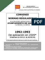 Convenio Ayto Sagunto 2009 (1)