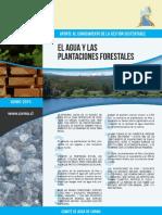 FERNANDO SANTIBAÑEZ El Agua y Las Plantaciones Forestales
