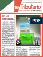 Informe Tributario 0405