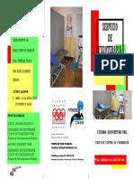 Servicio de Fisioterapia y Masaje