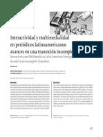 Interactividad Y Multimedialidad