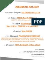 (Pelerinul Roman) Agenda August 2010 (Color)