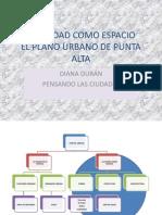 El Plano Urbano de Punta Alta