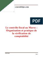 Le Contrôle Fiscal - Www.coursdefsjes.com