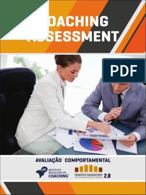 Apostila Ibc Coaching Assesment Cognição Psicologia E