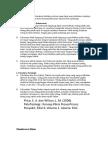 Etiologi Fraktur & Manifestasi Klinik