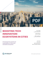 100899 REVISED WP PUBLIC Box393259B Tech Innovation Ecosystems