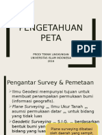 1. Pengetahuan Peta