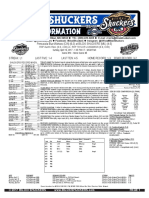 4.16.17 vs PNS Game Notes