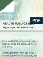 001 Health Management
