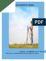 Informe de Irrigaciones - Ing. Ruper