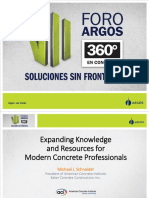 Expanding Knowledge and Resources for Modern Concrete Professionals