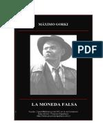 Gorki, Máximo - La Moneda Falsa.pdf