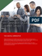 Seven Steps for Delivering Next Generation Digital Customer Service 1 213666