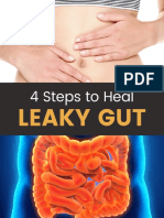4 Steps to Heal Leaky Gut Syndrome - Draxe.com 2017-04-14