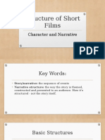 Structure of Short Films