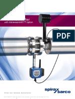 TVA Flowmeter With Wireless HART-Sales Brochure
