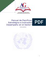 Manual Planificacion Estrategica1