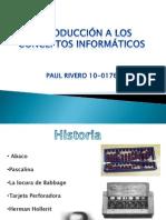 Historia de la Computacion Unidad 1 ppt
