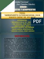 AEROPUERTO DE JULIACA-PPT