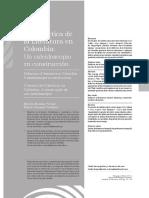 La Didáctica de La Literatura en Colombia - Mónica Moreno