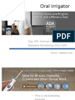 Oral Irrigator.pptx