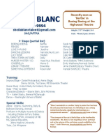 sheila blanc theatre resume  web2