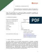 Silabo Estructura y Control de Datos Vf 1.0