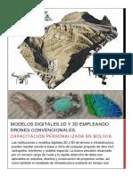 Capacitación Civildron Ingeniería La Paz Marzo 2017. 2