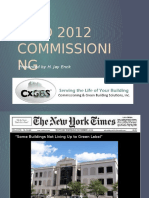 Leed 2012 Commissioning Ppt