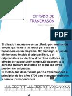 Cifrado de Francmasón