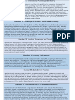 t-tess six educator standards