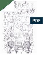 Rap Al Pueblo Flayer