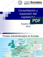 Consolidación y Expansión Del Capitalismo-Susana Yazbek2016