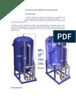 Aplicaciones Adsorcion y Carbon Activo